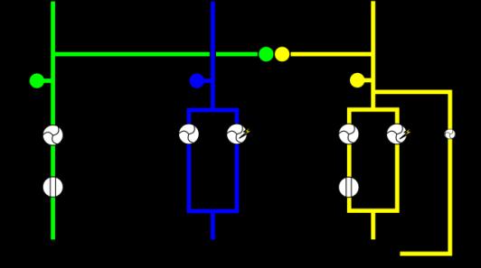 hydraulic-system-schematic