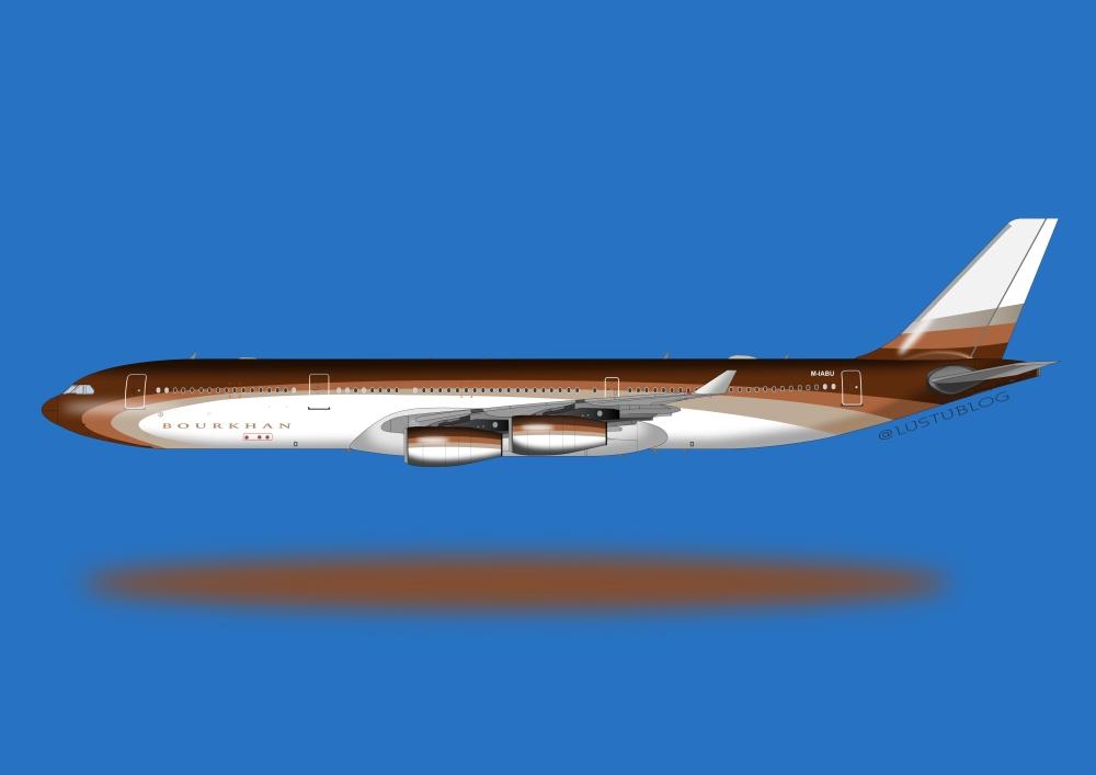 A340-300 MIABU