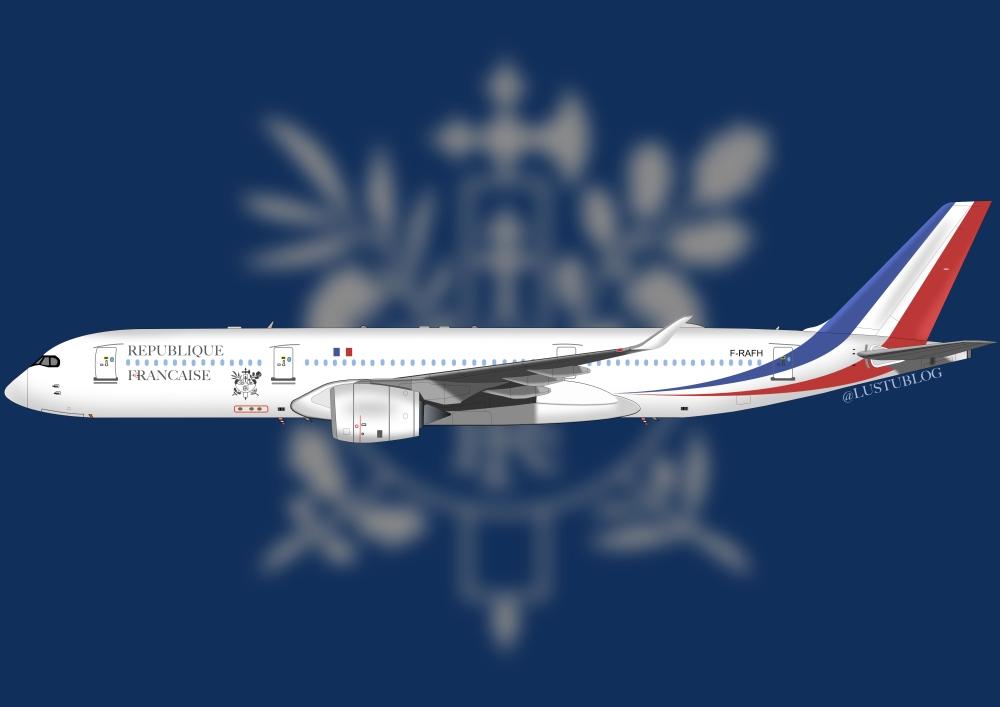 A350-900 REpu