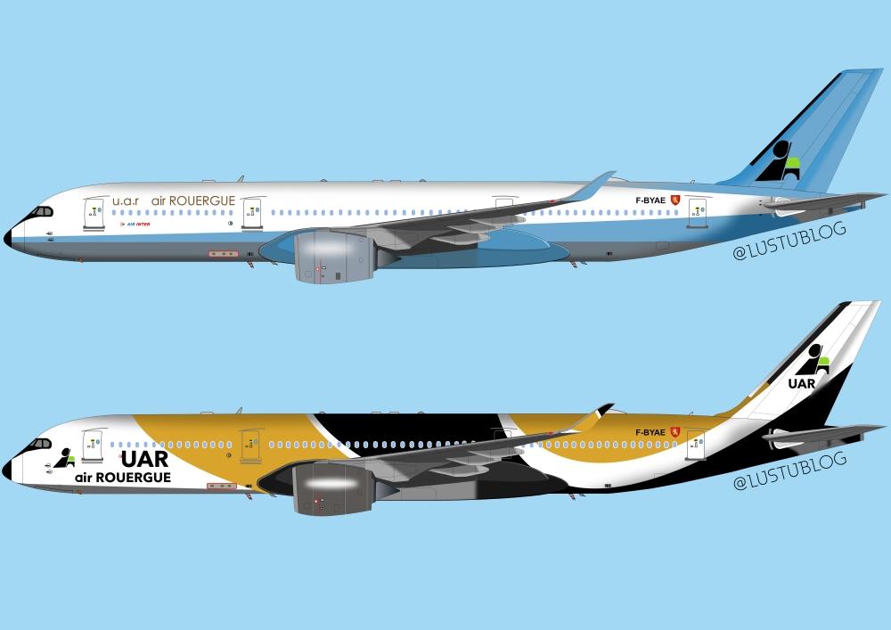 A350-900UAR
