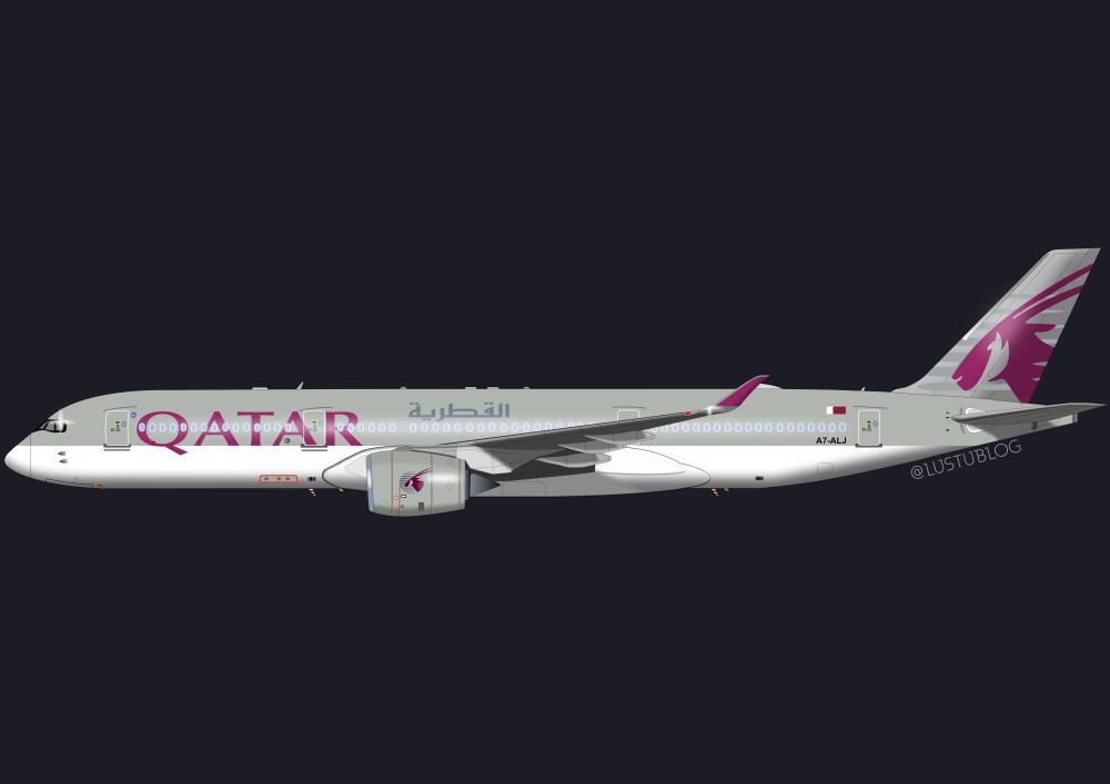 A350-900 QTR