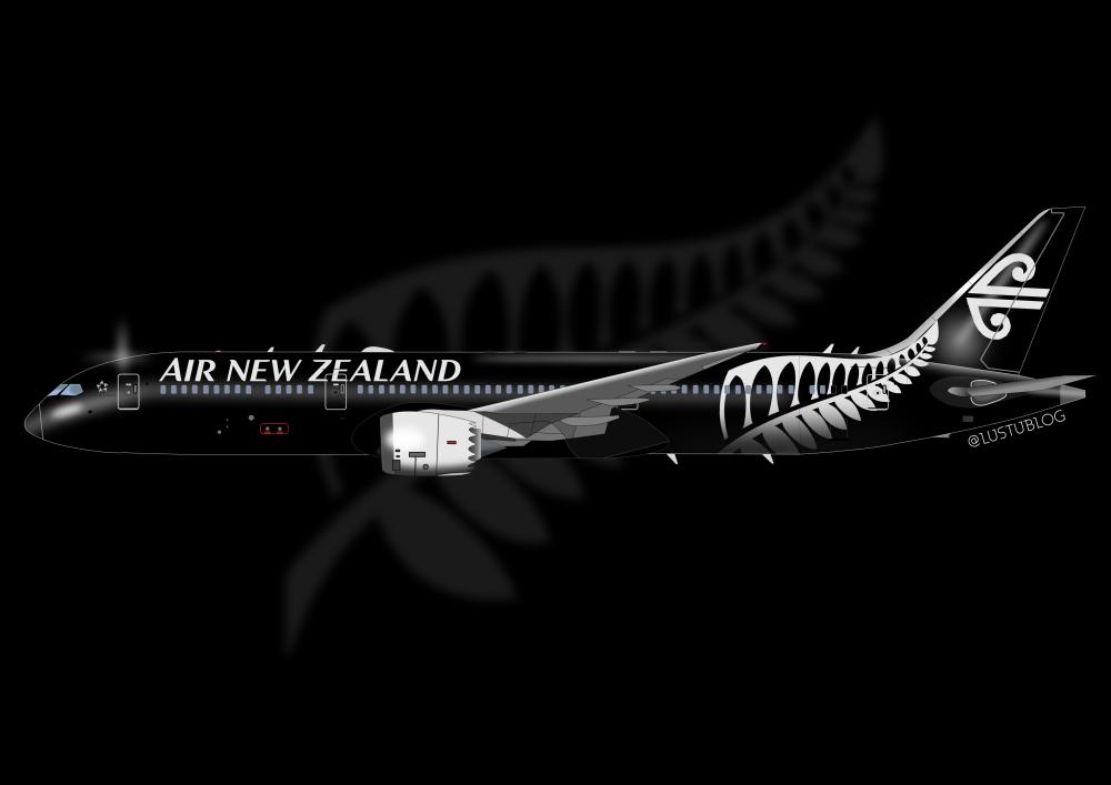 787 NZ